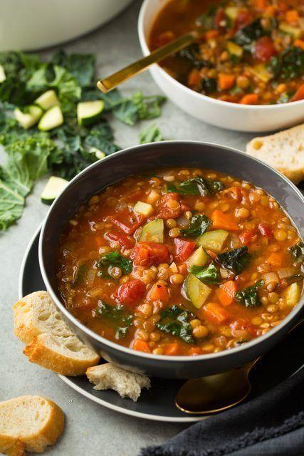 Italian+Vegetable+Lentil+Soup