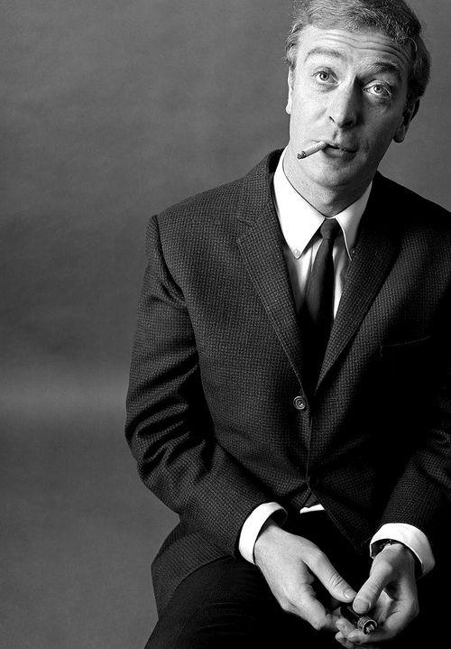 Mr. Michael Caine, 1964.