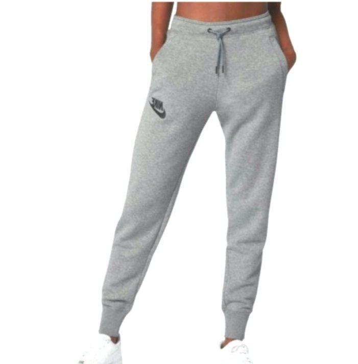 Nwt Nike Sportswear Rally Joggers Womens Sweatpants Grey Sz Medlxl Authentic Ebay In 2020 Nike Sportbekleidung Jogginghosen Nike Jogginghose