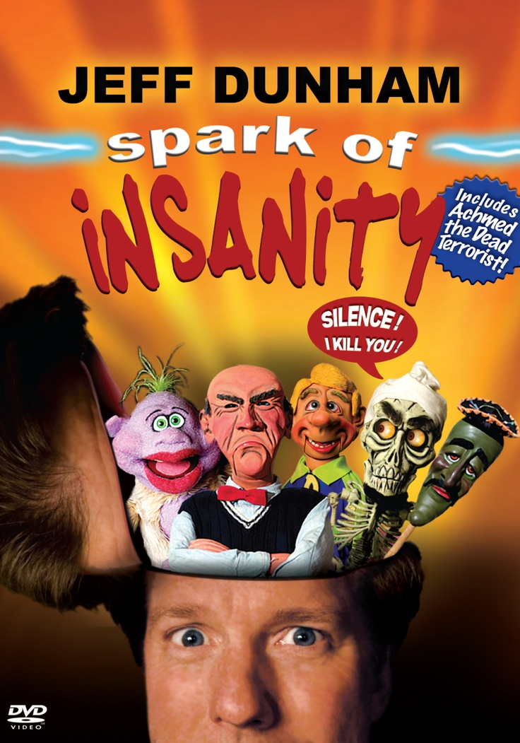 Jeff Dunham Spark of insanity #JeffDunham #RexallPlace #Edmonton #AskaTicket