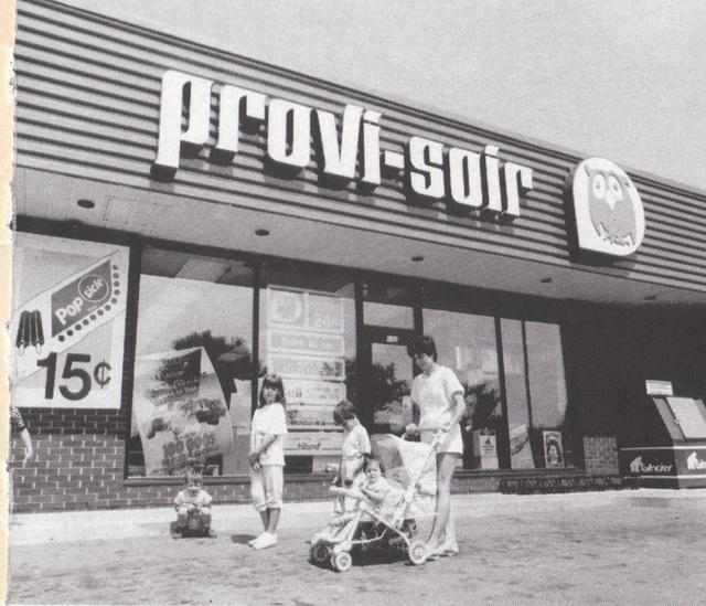 Provi-Soir location inconnue 1984 by danyduchesne95, via Flickr