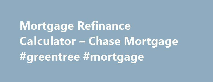 chase jumbo mortgage rates