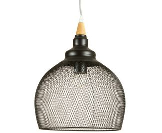 Lámpara Techo Malla Redonda Metalica 38 x 38 x 160 centímetros