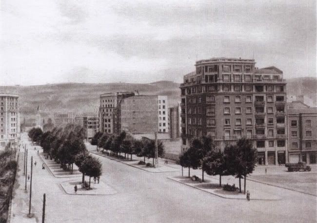 Bilbao, Sabino Arana St.