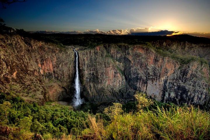 Wallaman falls, Townsville, Australia