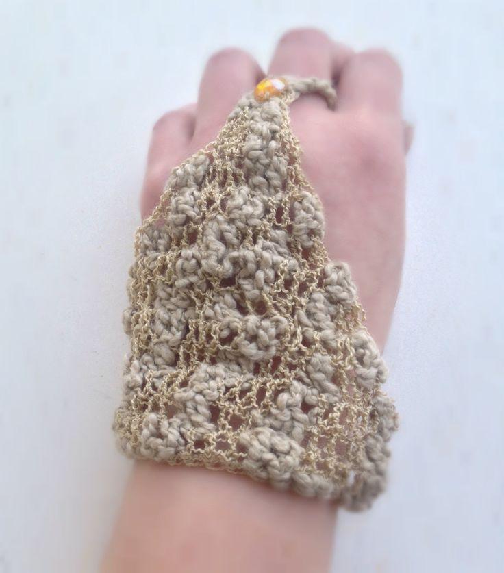 "Boho crochet bracelet ""Eastern Beauty"", handmade jewellery, summer fashion, summer accessories by PixiesFairies on Etsy"