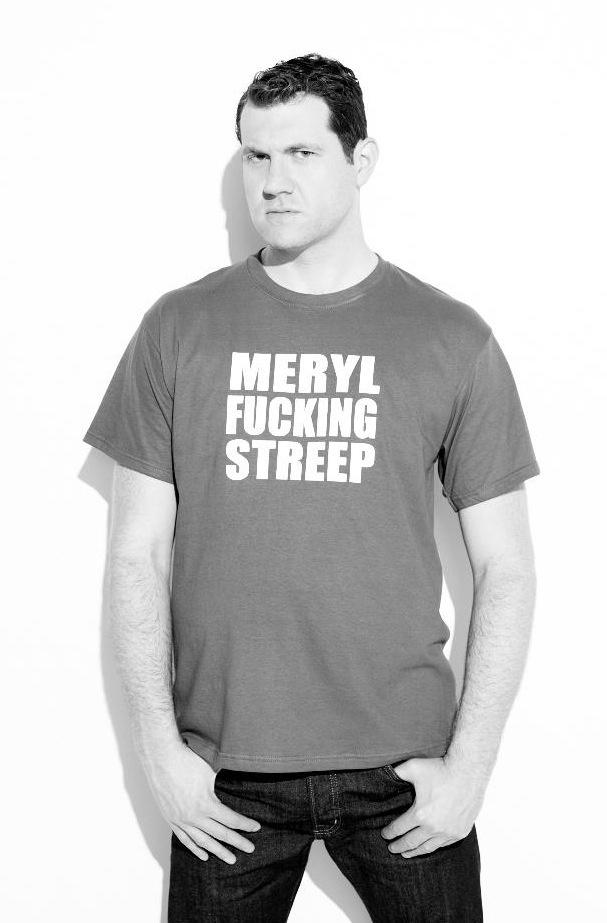 Billy Eichner - Meryl !@%ing Streep shirt