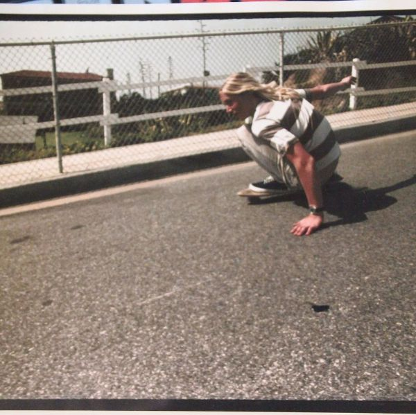 "westside-historic: "" Stacy Peralta flows down Bicknell Hill in Ocean Park, Santa Monica, on a homemade deck circa 1975. Source: https://www.facebook.com/directorstacyperalta """