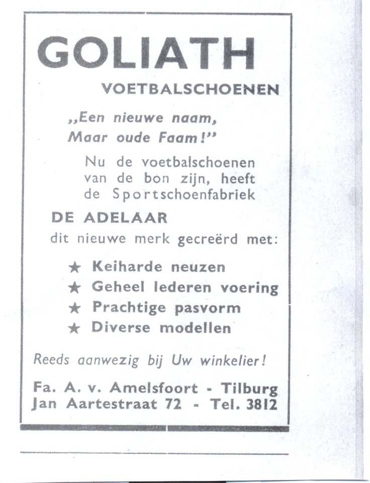 Goliath Sportswear | Since 1925. #goliath #craft #sportswear