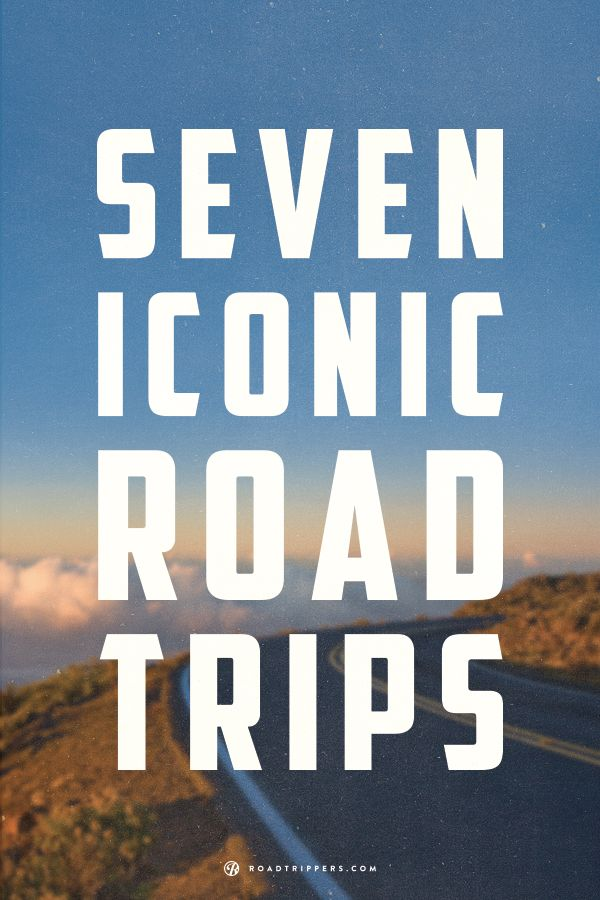 Take an all-american iconic road trip!