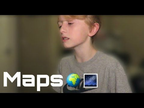 Maps - Maroon 5 - Cover By Toby Randall   Must Watch this kid is incredible!!!