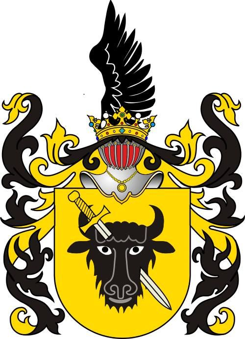 Coat of arms Pomian of polish noble family, variant  -  https://www.facebook.com/photo.php?fbid=1474909769447913