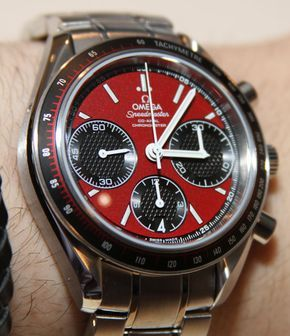 Omega Speedmaster Racing Watches Hands-On