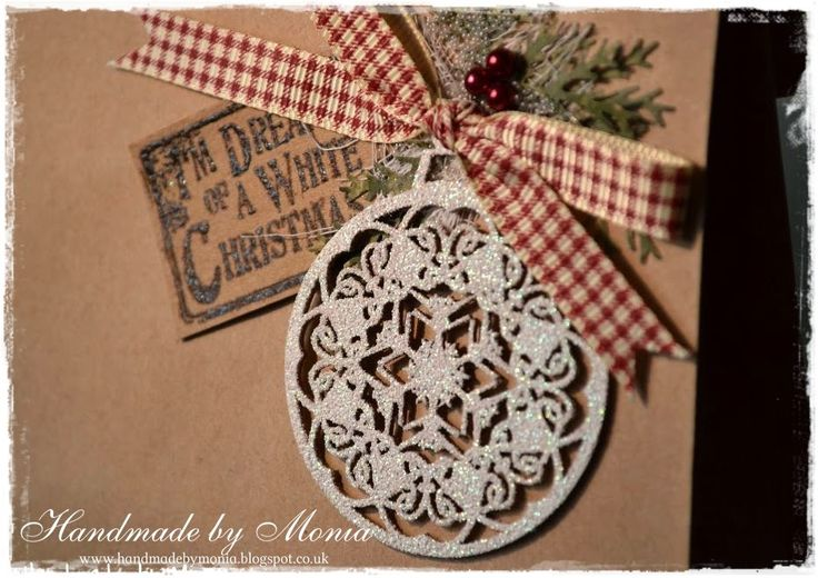 Handmade by Monia: Christmas