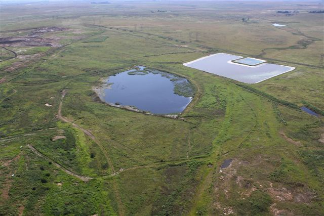 Rooikraal - Leachate Pond