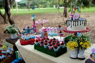 DOCE'ARTE BRASIL: Festas Infantis - Fugindo do Tradicional!