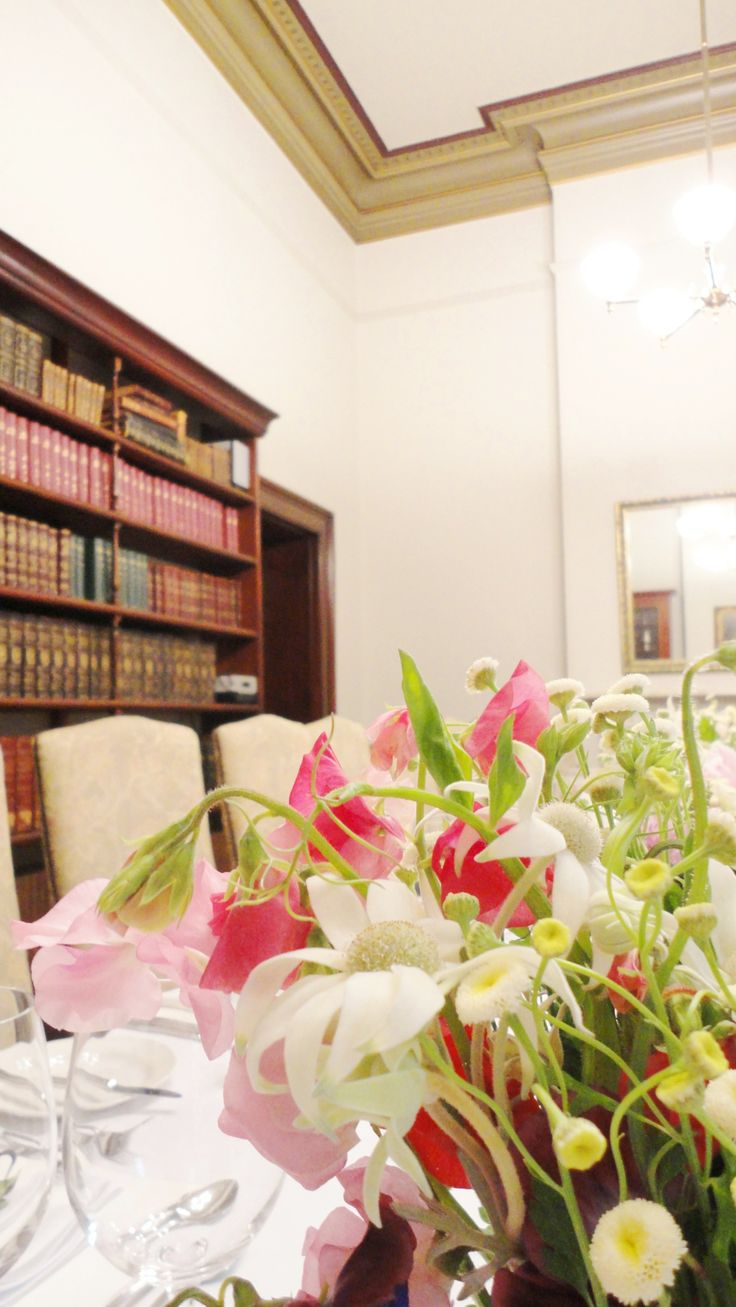 Library - Ayers House, Adelaide