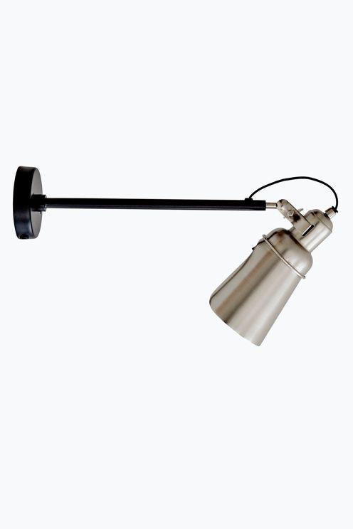Day Home Janitor Lamp Wall -seinävalaisin