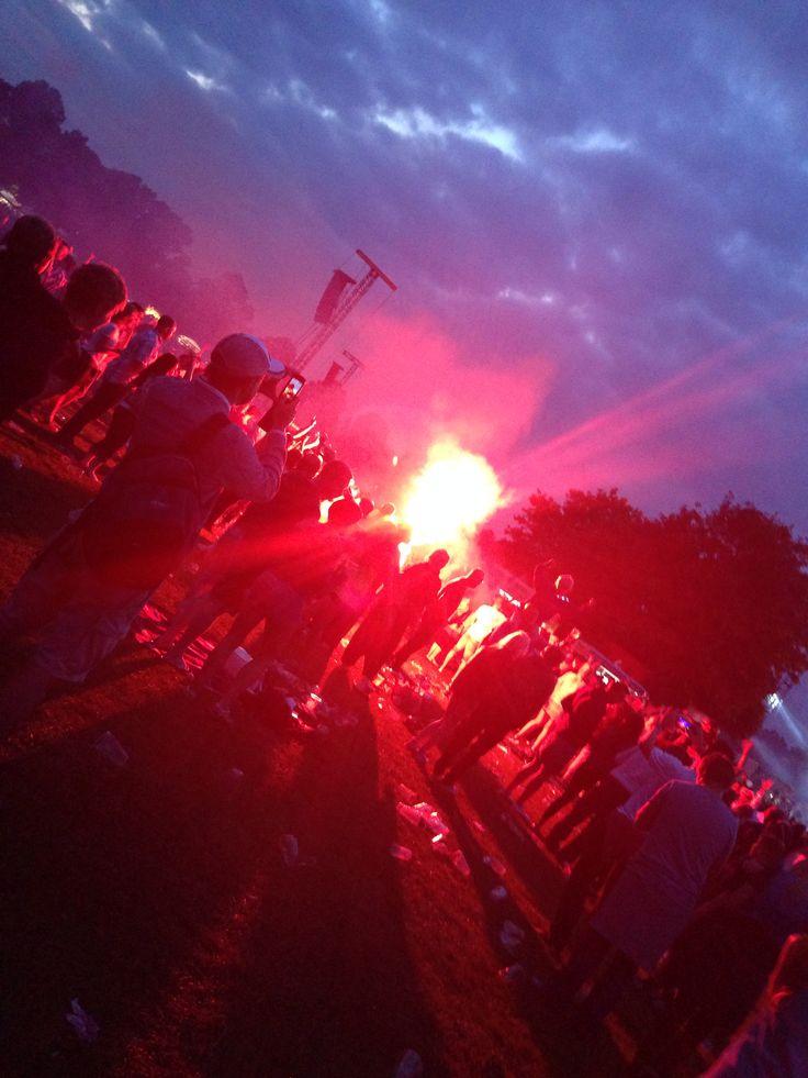 Kasabian : Summer Solstace ... What a night