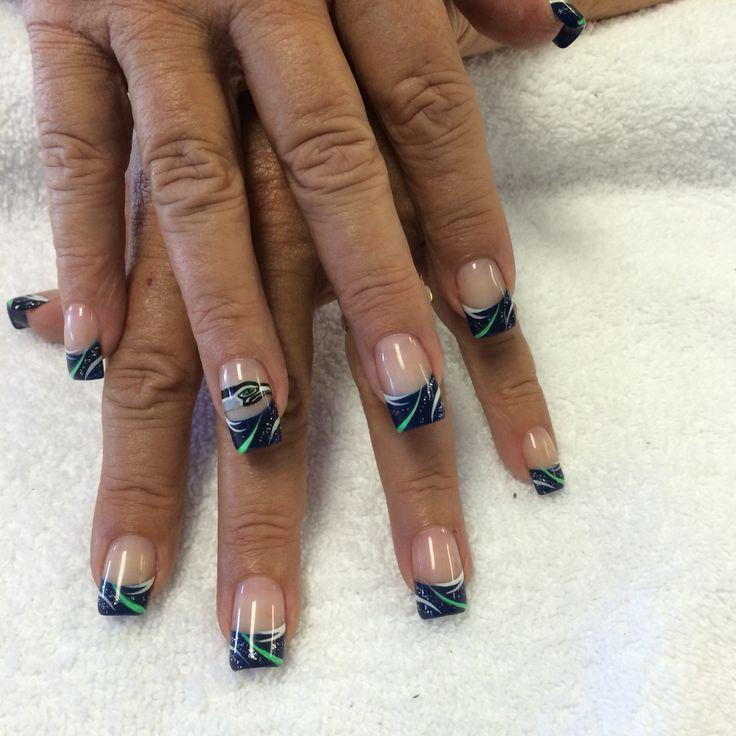 #Seahawks nails
