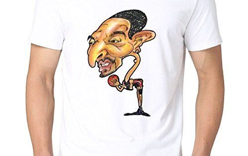 Chris Bosh Basketball Player Tee Shirt Cool Homme XXXX-L: Wash Inside Out In Cold Water, Hand Dry Recommended. Cet article Chris Bosh…