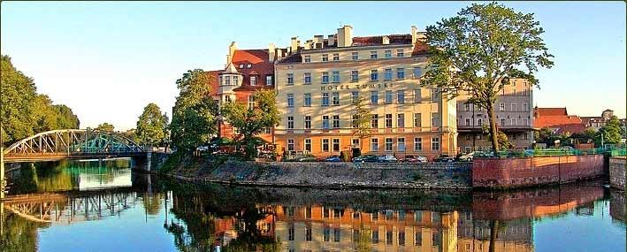 Tumski Hotel: Wroclaw, Poland