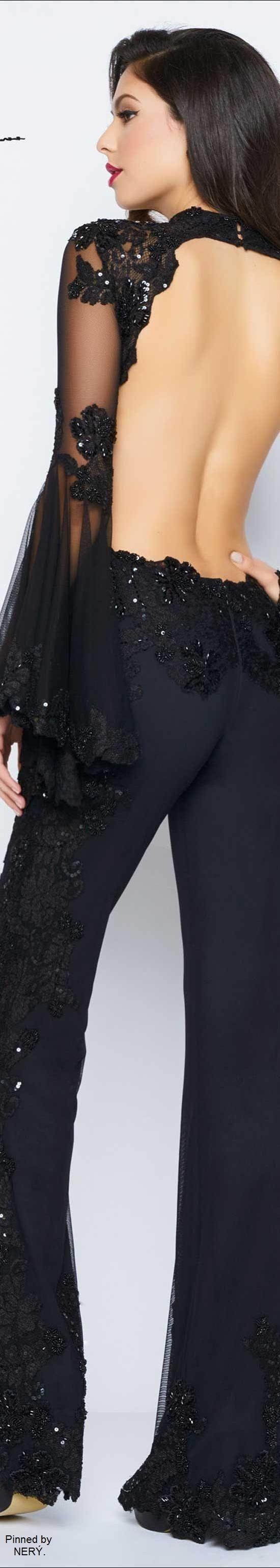 Mac Duggal Prom Dress 2017-Black