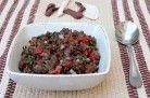 Salade de lentilles au ras el hanout