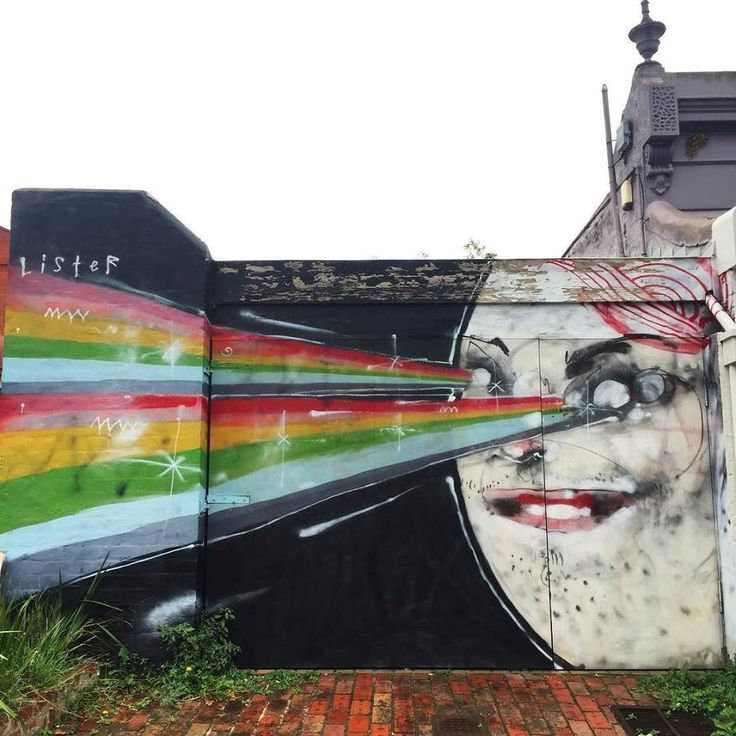 Anthony Lister, Melbourne, Australia, 2016