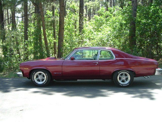 1974 Pontiac Ventura Gto Options Added For Sale  Pontiac Ventura Gto Options Added For Sale 1801630 Pontiac Olds And Buick