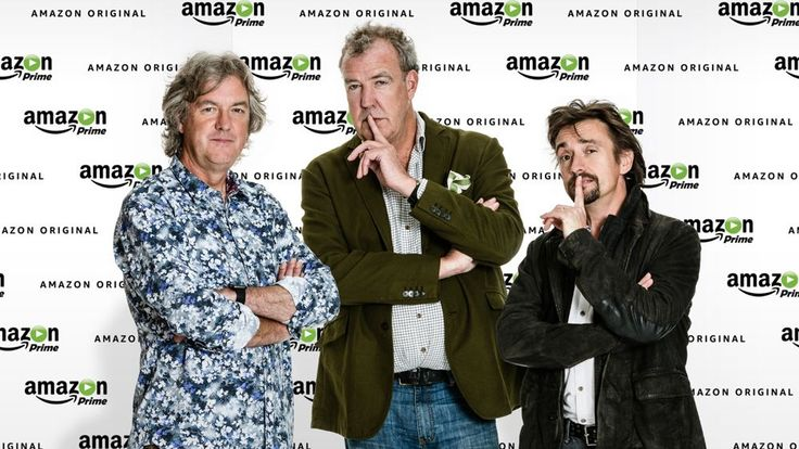"""LONDON — Why Amazon? That's the question fans of hit BBC motoring-show """"Top Gear"""" have been asking, after its former presenting team — Jeremy Clarkson, Richard Hammond and James May — and Andy Wilman, the show's former executive producer, said on Thursday they would produce their new motoring show for Amazon's streaming service, Amazon Prime.... Read more »"""