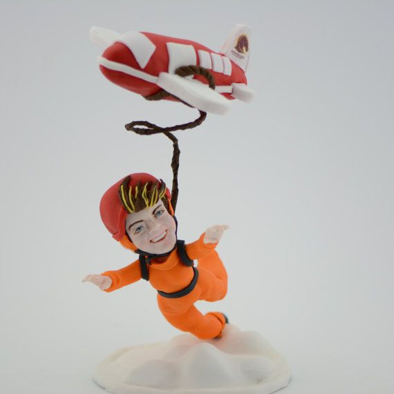 Bespoke real-life figurine