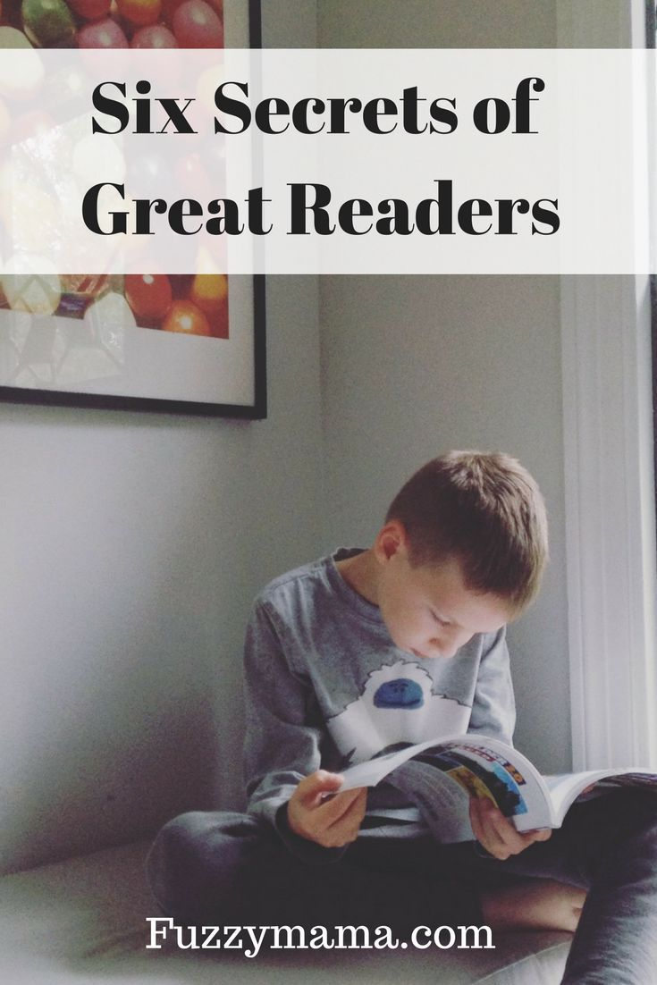 These are tried and true tips based on kids who already are great readers--what is their secret?