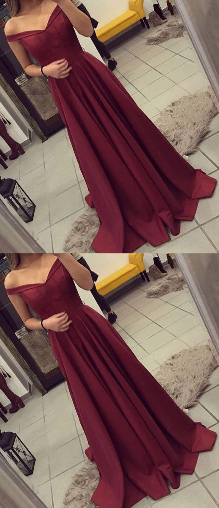 burgundy prom dress, 2017 prom dresses, dresses for women, cheap prom gowns