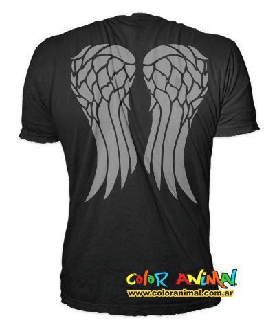 Dixon Wings The Walking Dead - Comprar en Color Animal