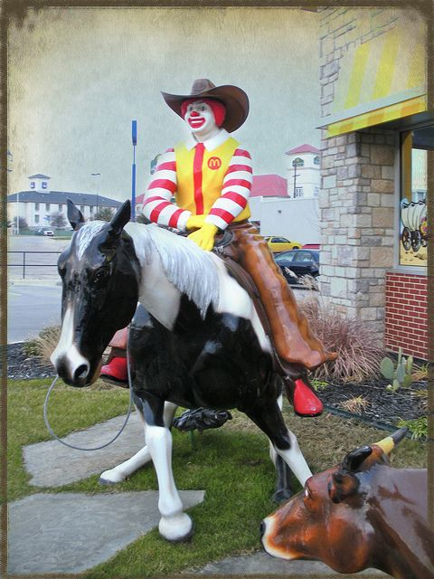 @Tara Tiller. recognize this????? i cant believe theres a picture of this on pintrest! weatherford, tx - mcdonalds