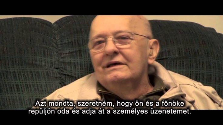 """""""Halálos ágyán"""" beszél az egykori CIA vezető az USA-ban őrzött idegenekr..."""