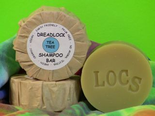 Tea Tree & Rosemary #Dreadlock Shampoo Bar! #awesomeness