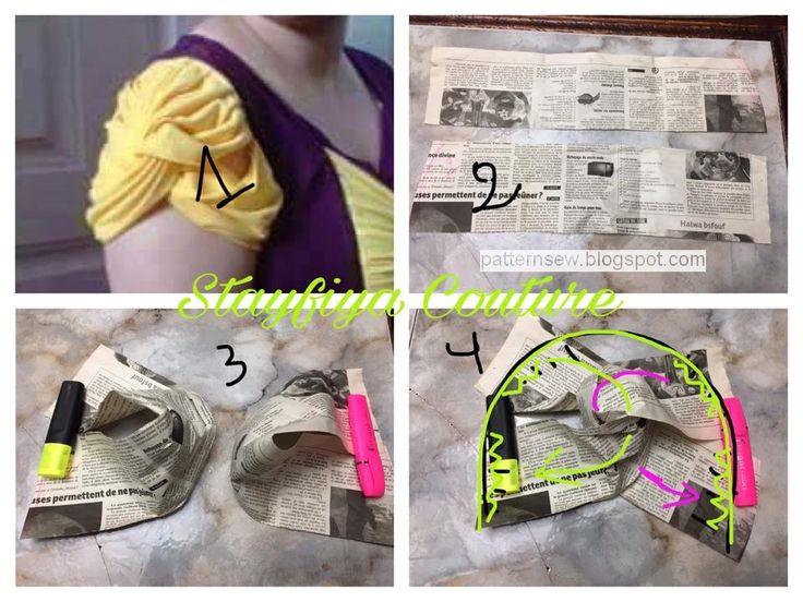 Sleeves Sewing patterns