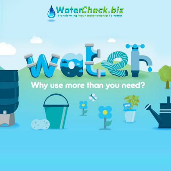 Use water wisely in your community