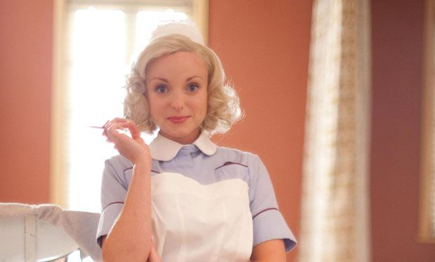 Helen George on Call the Midwife