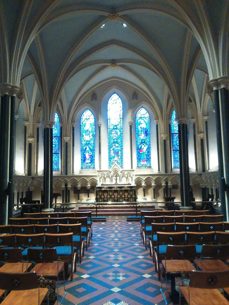 Lady Chapel, St.Patrick's cathedral, Dublin