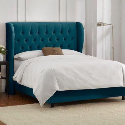 Desoto Upholstered Storage Standard Bed In 2019 Velvet