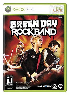 *NEW* Green Day Rock Band - XBOX 360