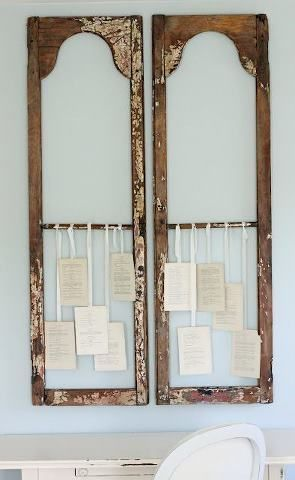 Great ideas for old shutters | Windows, Shutters, Ladders ...