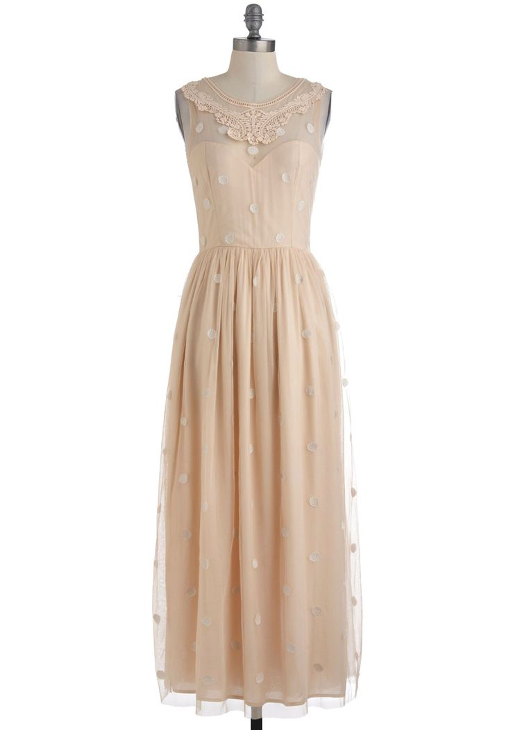 Special Occasion - Ethereal Girl Dress