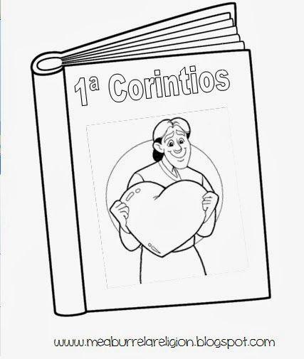 Libros de la Biblia. Nuevo Testamento. 1ª Corintios | Escuela ...