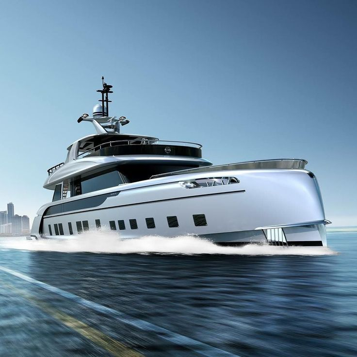 What do you think about the first @bedynamiq and @porsche superyacht?