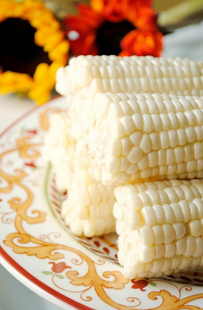 {Tips & Tricks} Cooking Corn on the Cob