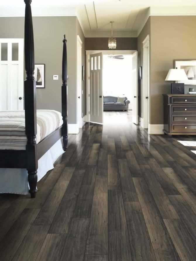Pillowed Edge Laminate Flooring